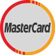 mastercard button outline