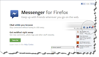 facebook with firefox