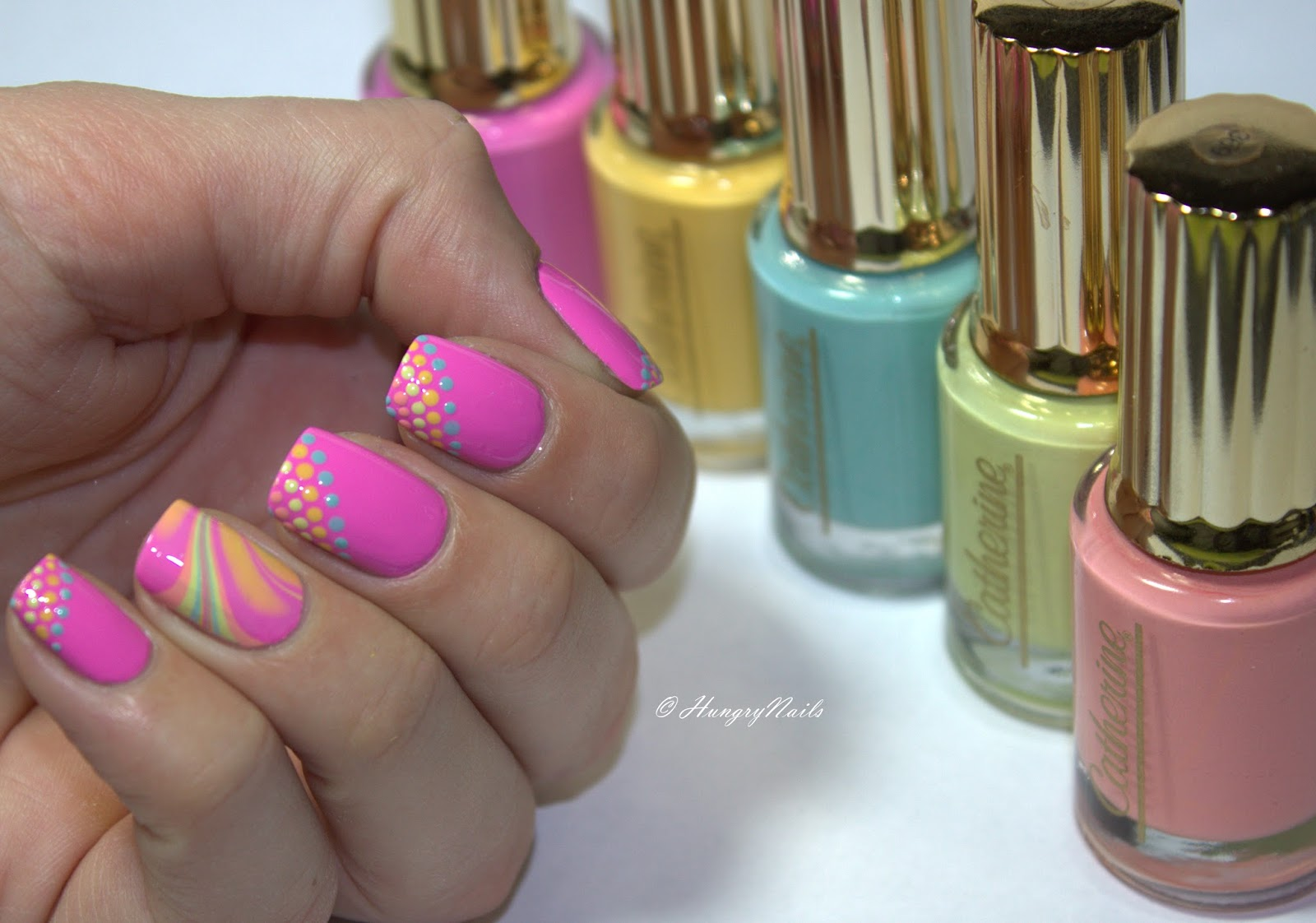 Catherine | Trend Collection Paradiso 2016 - HungryNails Blog | Die ...