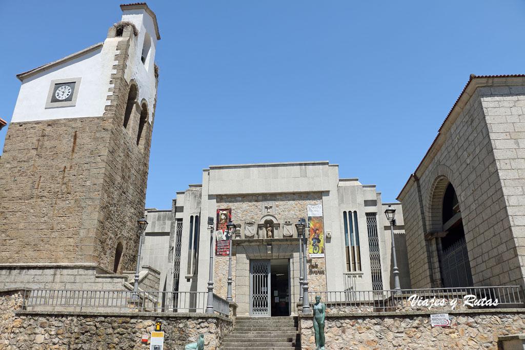 Museo de escultura de Béjar