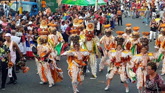 Crisis electoral y pandemia truncaron celebraciones carnavales de Santo Domingo Oeste