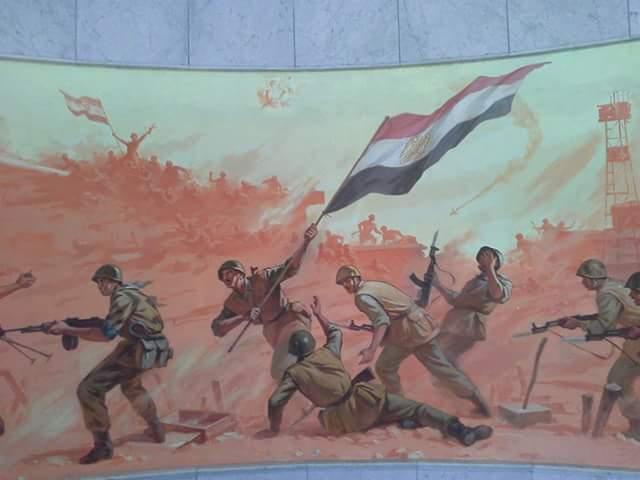 طلائع مصر للبطولة الشاطئية تشارك فى نموذج محاكاة العبور والخداع الاستراتيجي