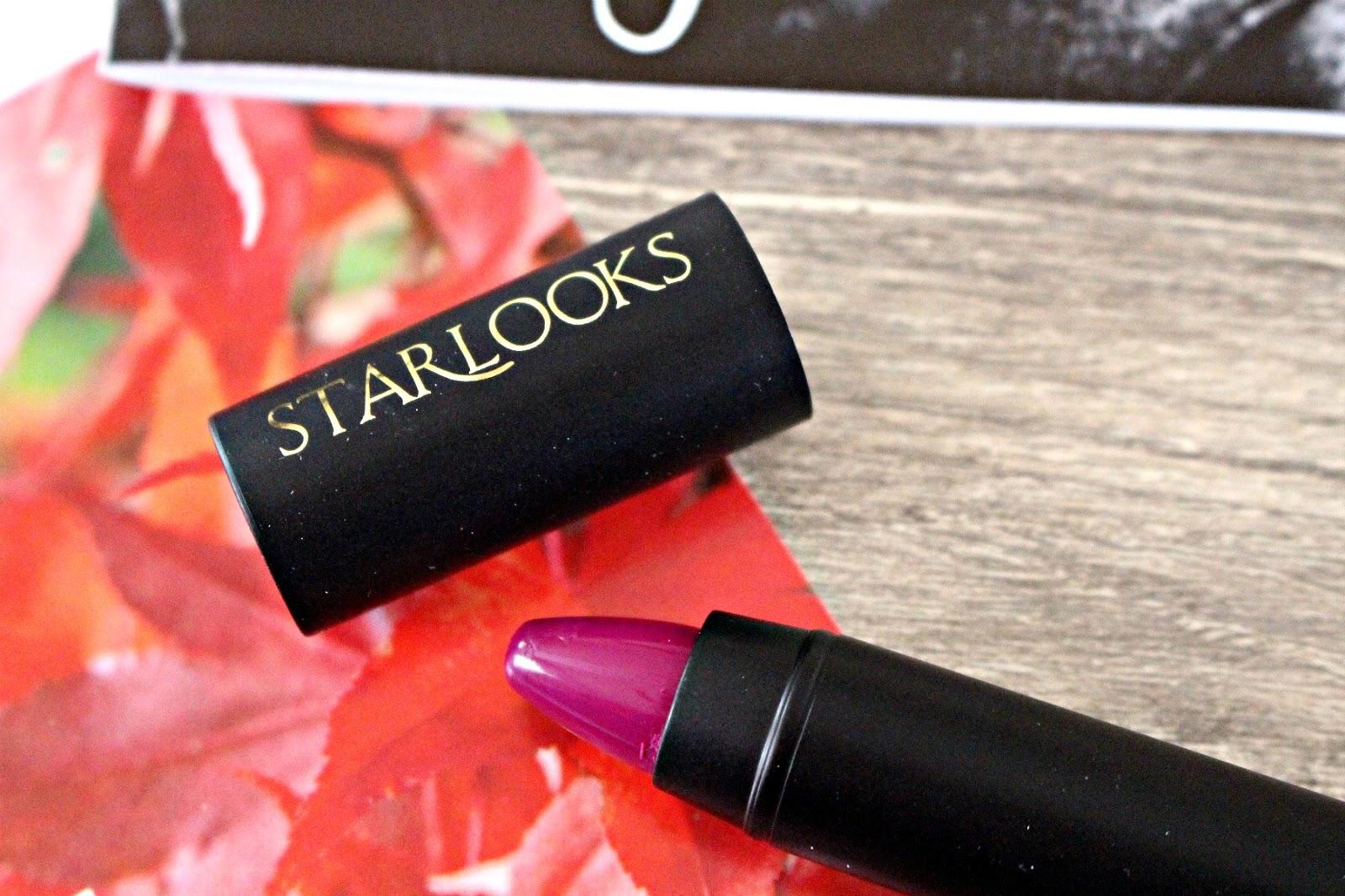 Starlooks lip crayon in Majesty