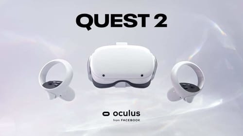 Facebook starts selling new Oculus Quest 2 glasses