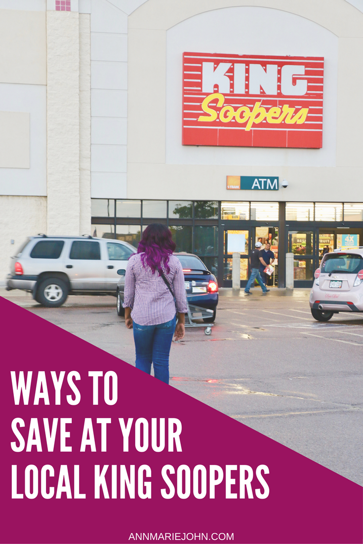 Sign up for a shopper card first and foremost you are going to want to sign up for a card when i first came to colorado and went into my king soopers