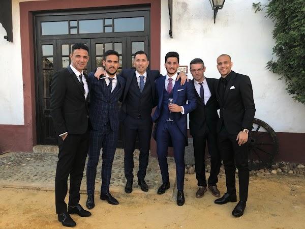 Málaga, Juankar se casa hoy sábado