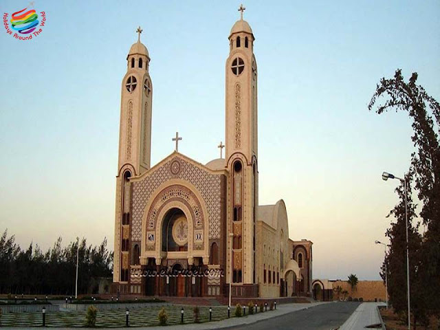 St. Mark's Cathedral - Alexandria