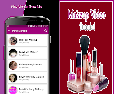 Makeup videos Tutorial app