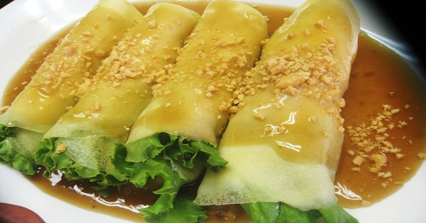 Healthy Fresh Lumpia Recipe