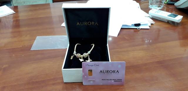 Aurora Italia Pandora Type
