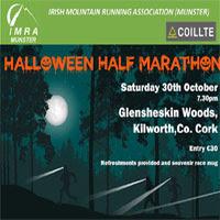 Glensheskin Woods Trail Half-Marathon - 30th Oct 2021
