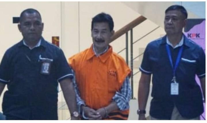 Na'udzubillah... Bupati dari Gerindra Ditahan KPK, Dugaan Korupsi Masjid