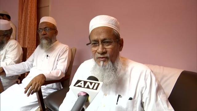 तीन तलाक बिल इस्लाम पर हमला, स्वीकार नहीं करेंगे: सिद्दीकुल्लाह चौधरी  - newsonfloor.com