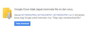Firmware Samsung Galaxy Note 2 N7100 Bahasa Indonesia ( xse )
