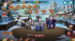 Tải game Đông Tà Tây Độc Việt hóa Free Full VIP Full tướng đỏ SSS + Vô số quà   App tải game Trung Quốc hay