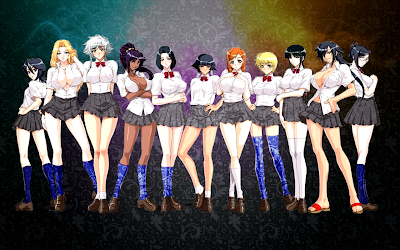 Girls of Bleach