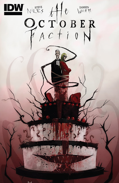 october faction comics