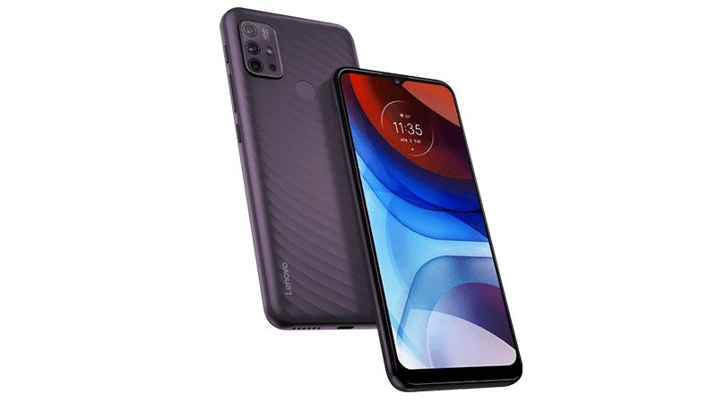 It is a Moto G10 doppelganger in and out