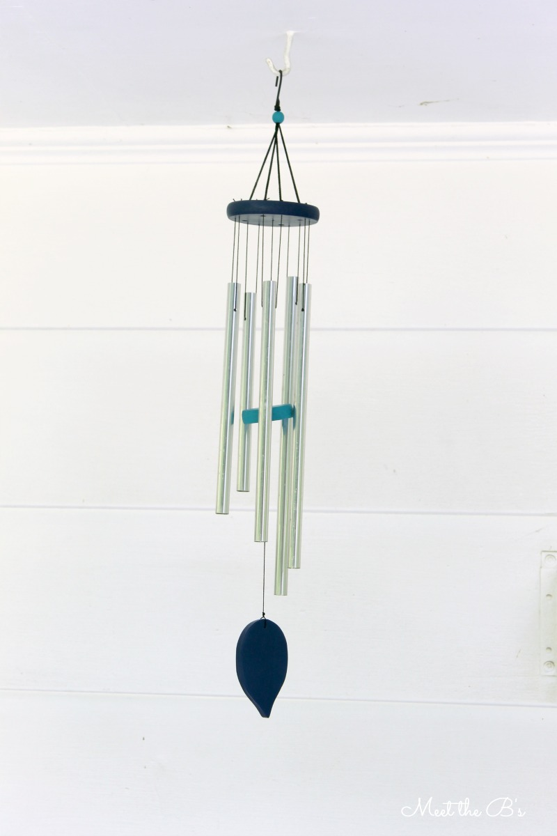 Painted Windchime