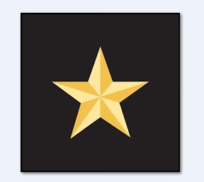 Arti Simbol Pancasila, Sila Ke 1 BIntang
