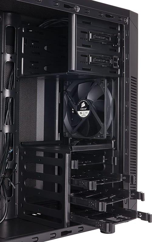 Review Corsair Carbide Series 100R Silent Edition PC Case