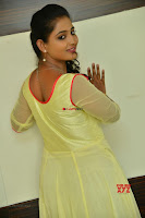 Teja Reddy in Anarkali Dress at Javed Habib Salon launch ~  Exclusive Galleries 003.jpg