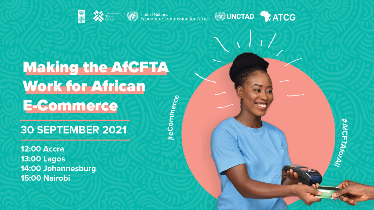 Dialogue on Making the AfCFTA Work for African E-Commerce