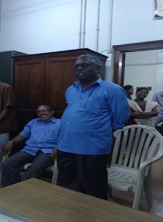 Shri. T. Yeshodharan, Daftary,AIR, Thiruvananthapuram Retired on 30.06.2017.