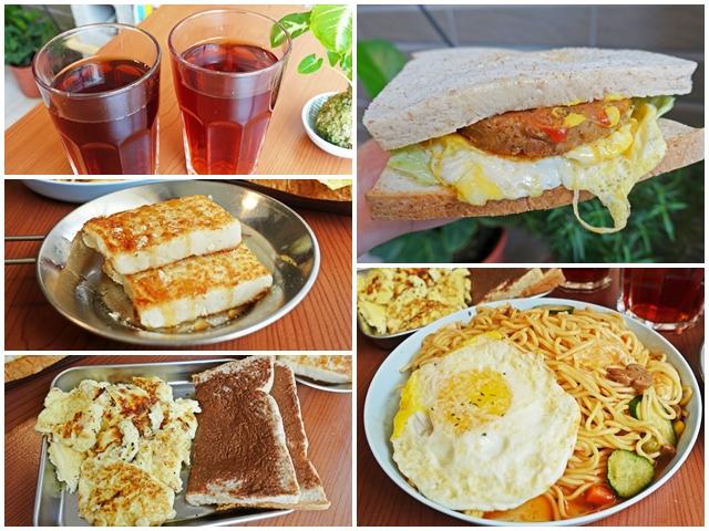 Veg Out蔬食早餐~桃園素食早午餐