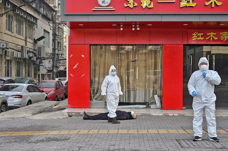 Fotógrafo chileno cuenta la historia detrás de sus fotos en Wuhan
