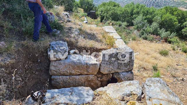 Σε εξέλιξη η ανάδειξη της αρχαίας πόλης των Φθιωτών Αχαιών