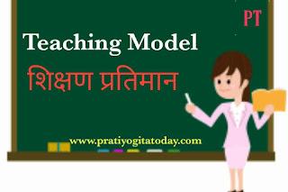 शिक्षण प्रतिमान, Teaching Model