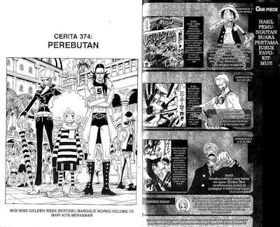 Download Komik One Piece Chapter 374 (File CBR)