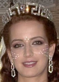 diamond meander tiara morocco princess lalla salma
