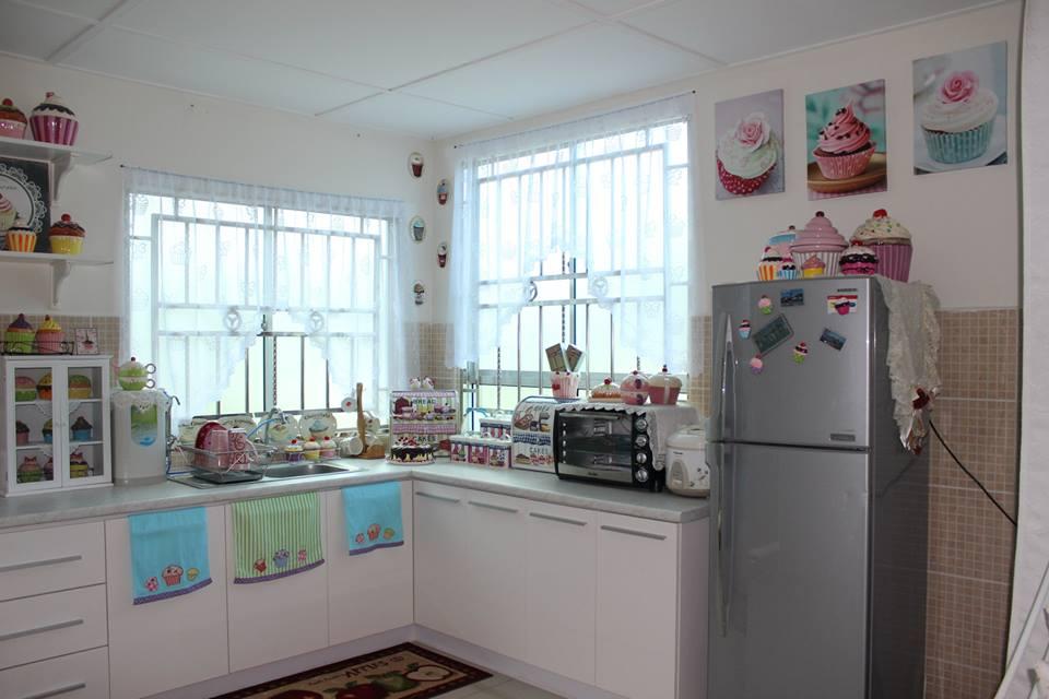 Saya Deko Dapur Macam Ni Simple Dan Kemas Warna Putih Memang Senang Kalau Kita Nak Padankan Dengan Apa Berazam Buat Camni