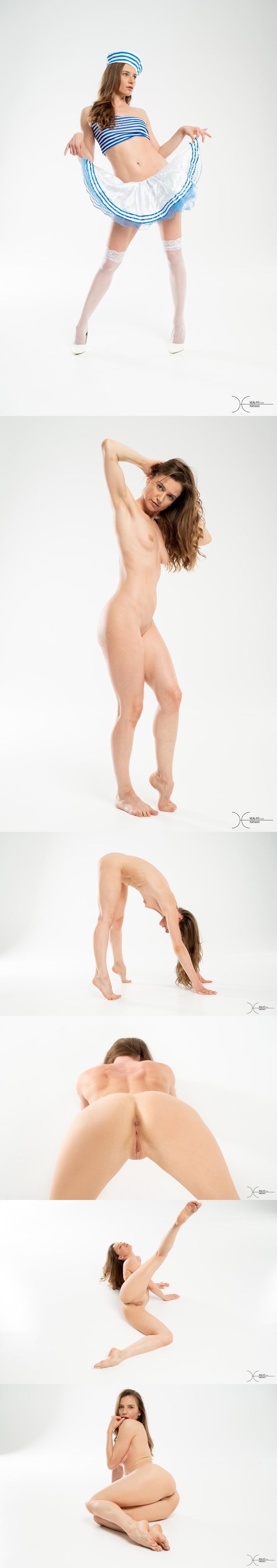 [Heal-Fit] Milana - Sailor sexy girls image jav