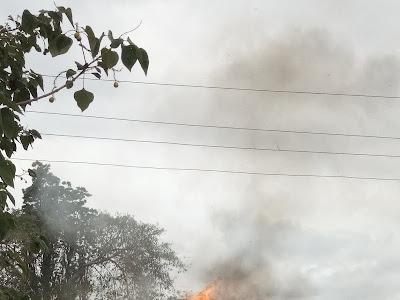 Many feared dead, houses razed as clash between Jukun & Tiv escalates