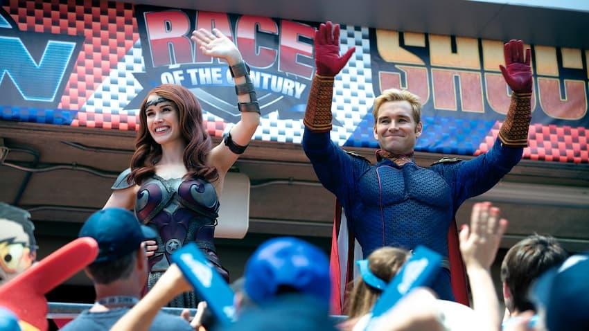 Сериал «Пацаны» получит спинофф про школу для юных отмороженных супергероев