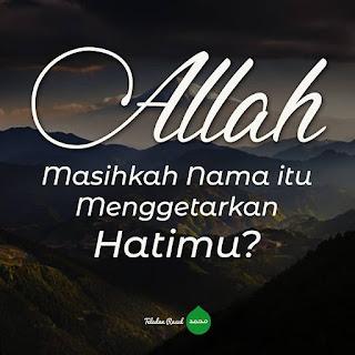 Motivasi dan renungan agama islam