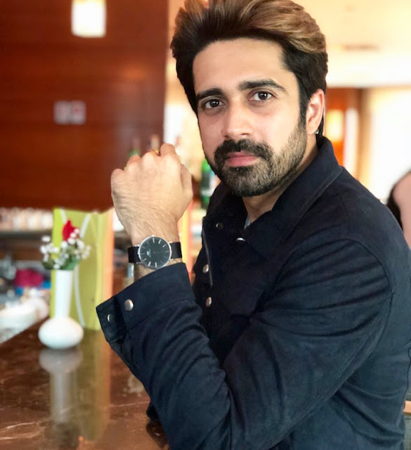 TV Actor Avinash Sachdev HD Image