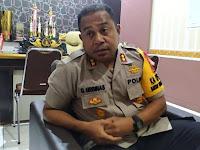 Kapolres Jayapura Akan Tindak Tegas Personelnya, Jika Mengkonsumsi Miras