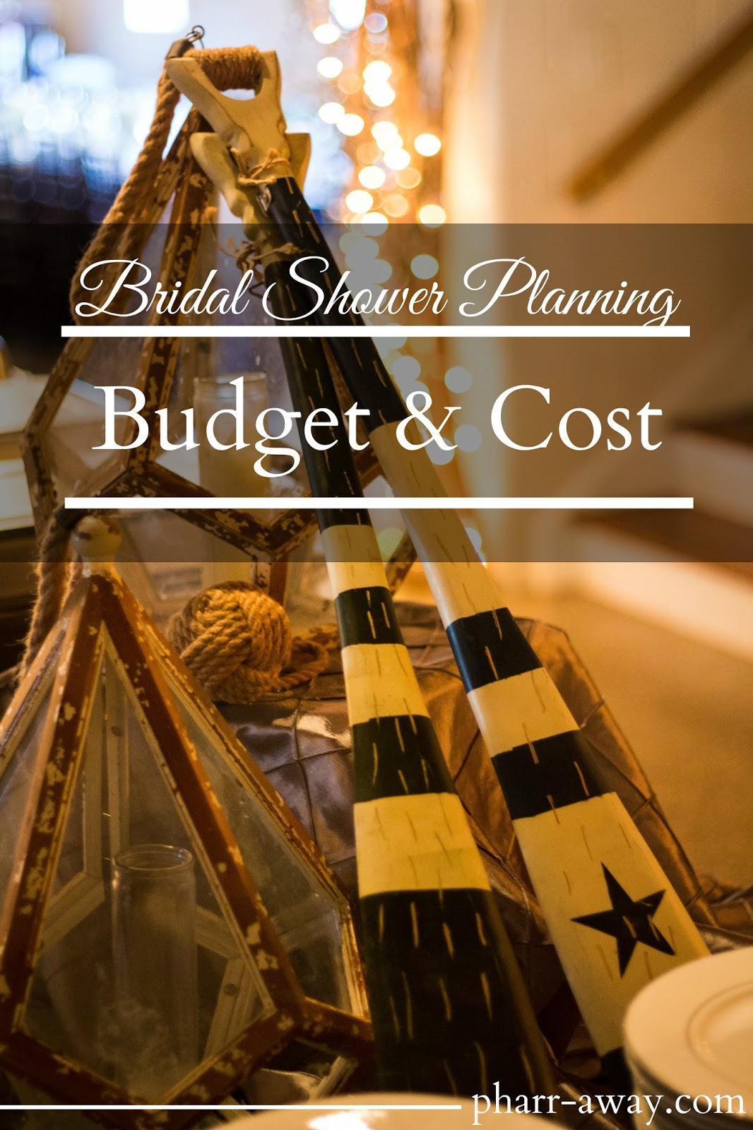 part 2 bridal shower planning budget cost
