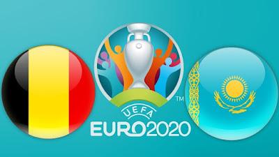 مشاهدة مباراة بلجيكا وكازاخستان بث مباشر اليوم 13-10-2019 في تصفيات اليورو 2020