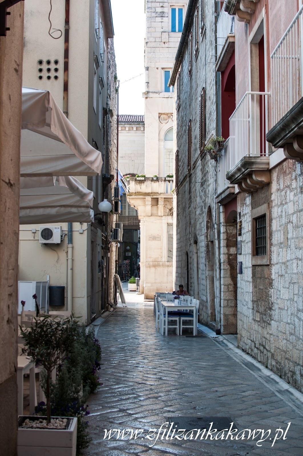 Zadar- magiczne miasto Dalmacji