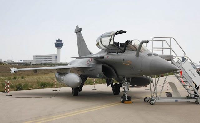 Τα Rafale έρχονται, οι Αμερικανοί στενός κορσές για F-16, F-35 και φρεγάτες