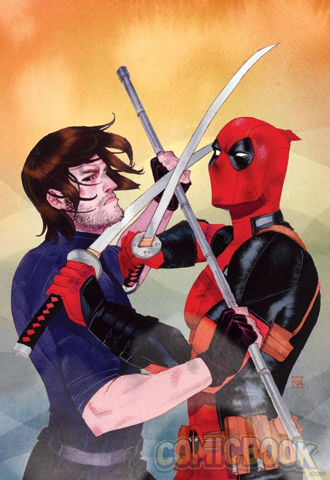 Gambit vs Deadpool