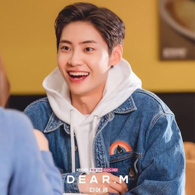 drama dear m lee jin hyuk
