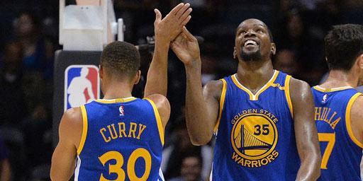 La inversión en patrocinio se dispara hasta los 799 millones en la NBA