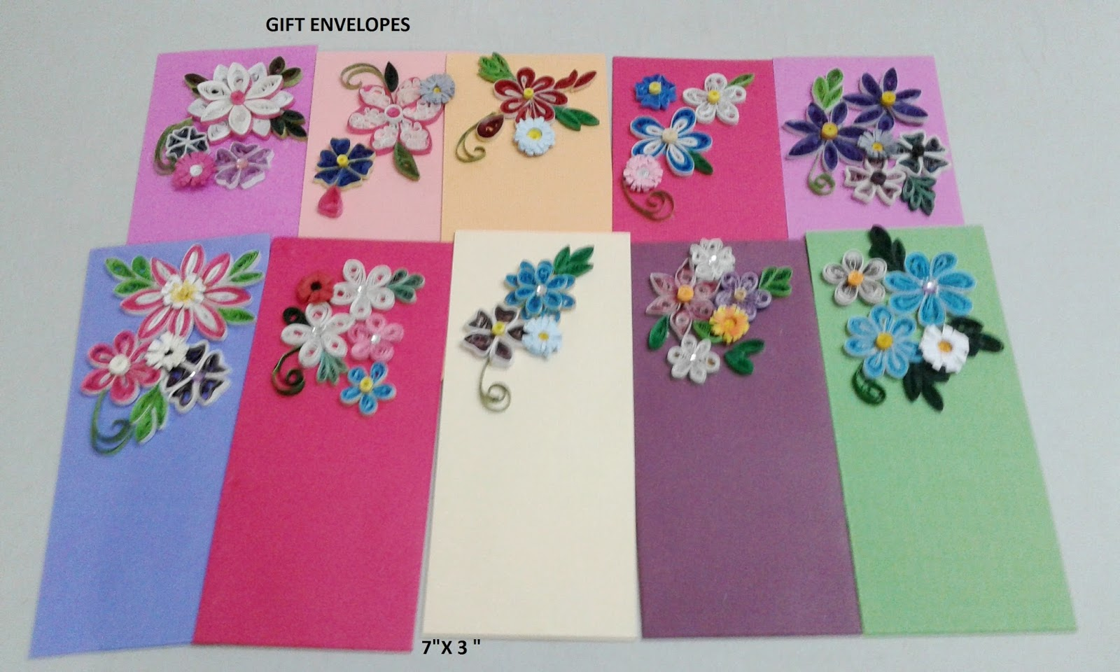 Quillingmagic : Quilled Gift Envelopes for Simple Quilling Designs For Envelopes  156eri