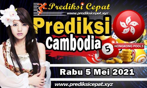 Prediksi Cambodia 5 Mei 2021